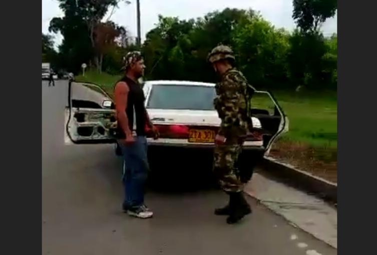 Denuncian que soldado mató una mujer trans en un retén militar en el Cauca