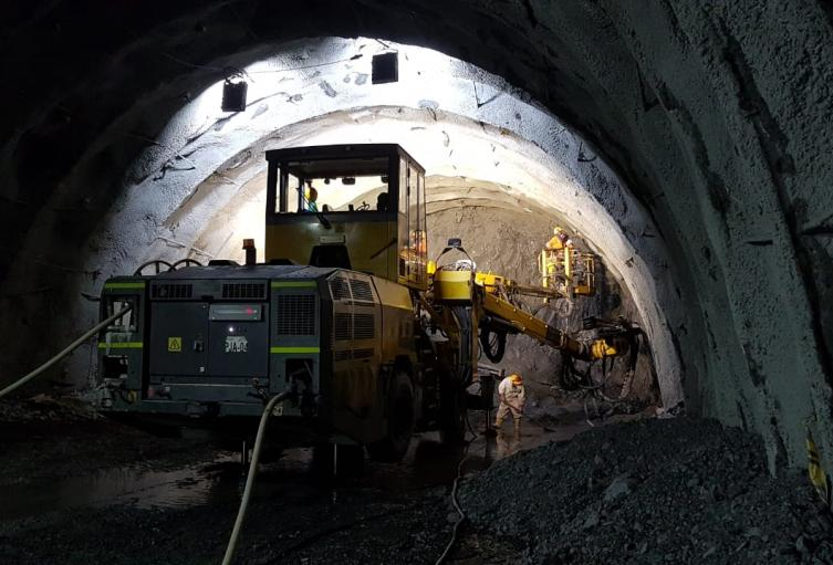 Túnel del Toyo