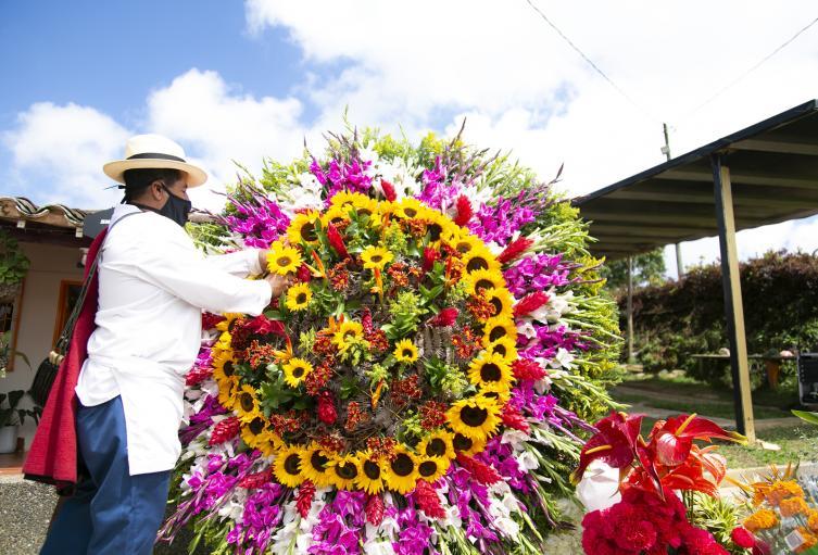 Referencia Feria de las Flores.