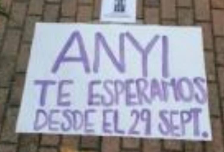 Anyi Carolina desapareció en el municipio de Entrerríos, Norte de Antioquia