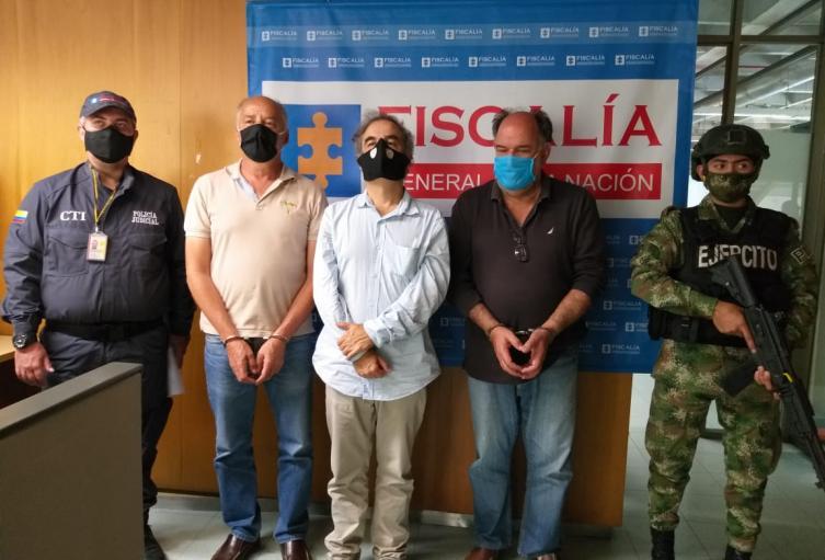 Capturan al ingeniero calculista de Space por las fallas en otro edificio en Medellín
