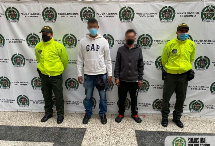 Supuesto fletero con detención domiciliaria salía a la calle a robar en Medellín
