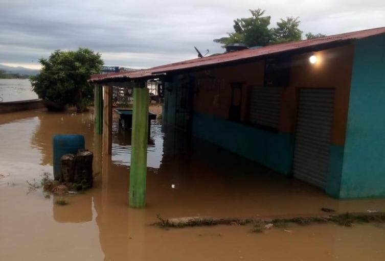 Inundaciones en Antioquia