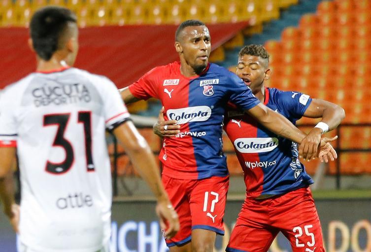 Medellín vs Cúcuta, Liga Betplay 2020