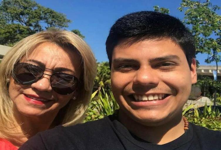 Ibaguereña asesinada por su hijo en EE.UU.