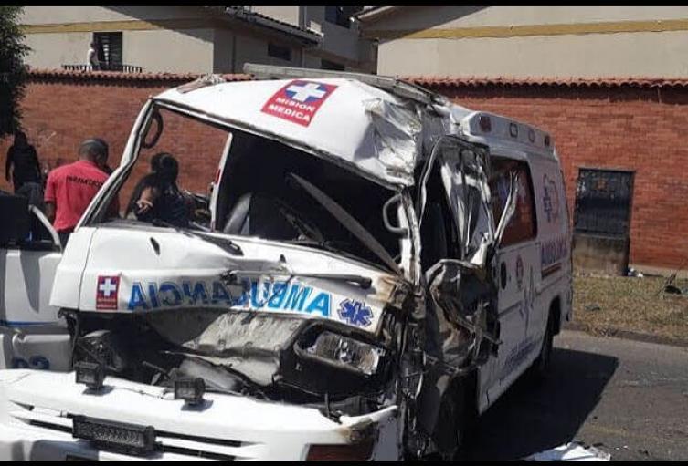 Uno de los automotores iba con exceso de cupo, informaron las autoridades.