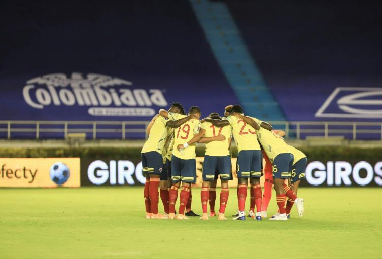 Selección Colombia - 2020
