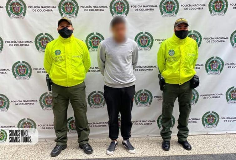 Fletero que habría robado un reloj de $10 millones lo cogieron en Medellín