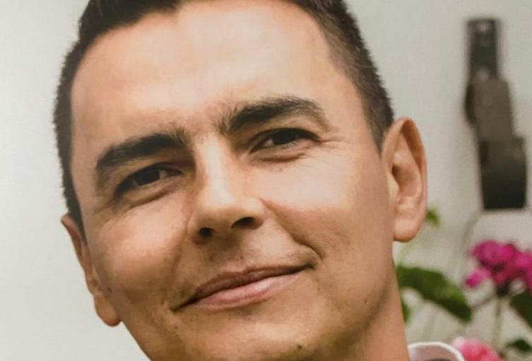 Empresario Leonardo Castaño.