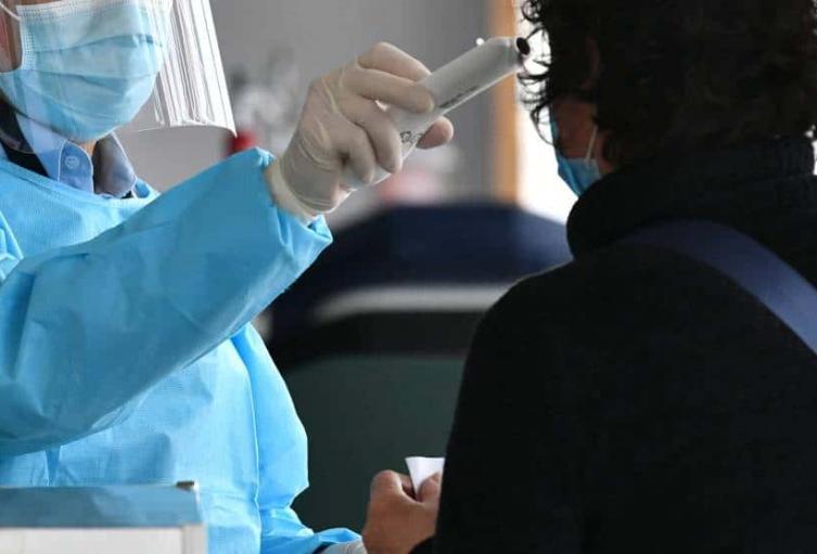 El país ascendió a 1.099.362 casos de coronavirus.