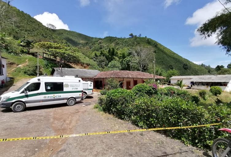 Diez personas asesinadas en 24 horas de terror en Betania Antioquia