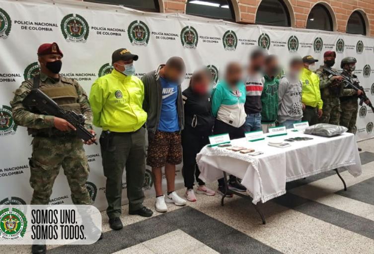 """Descubren a las dos """"tías"""" que manejaban, al parecer, la distribución de droga en Itagüí"""