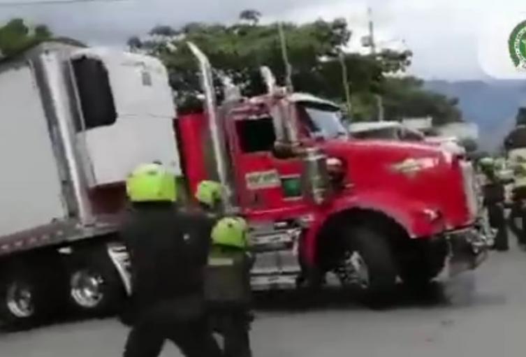 Señalado de hurtar un camión cargado de licor en Medellín fue enviado a prisión