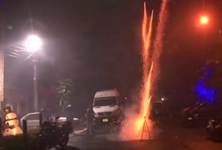 Belén, Villahermosa y la comuna 13, las zonas donde más pólvora estalló