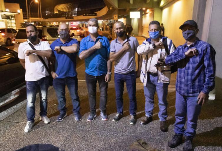 Otra comisión técnica de EPM viaja a San Andrés