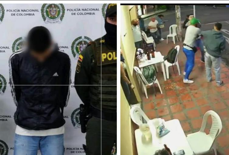 Capturan a joven de 22 años por asesinar a profesor de voleibol en Itagüí