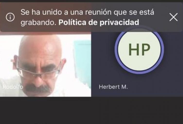 Ramón Eduardo Palomino López, reconoció haber cometido varios delitos relacionados con la estafa