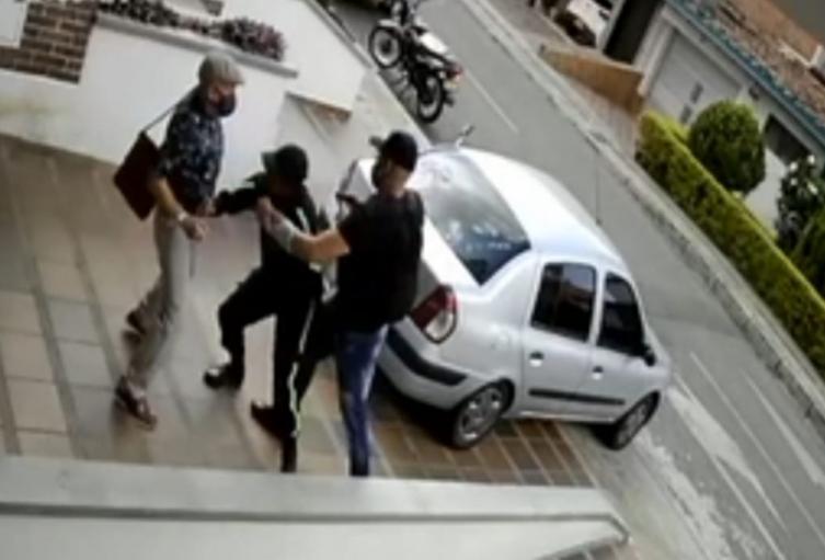 Los delincuentes son buscados, indicaron las autoridades.