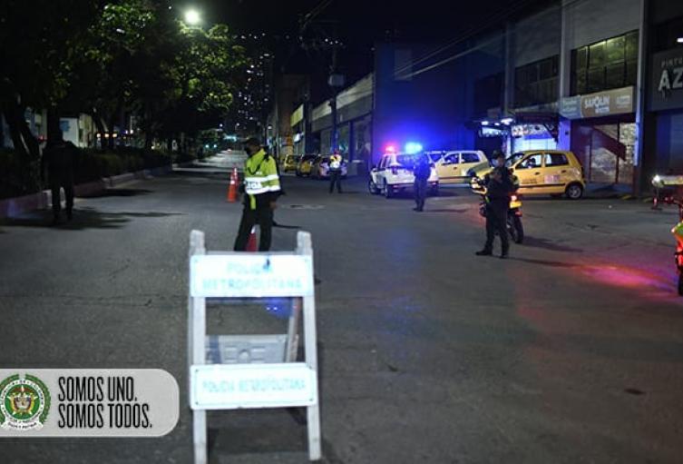 Más de esos 800 comparendos fueron impuestos en Medellín.