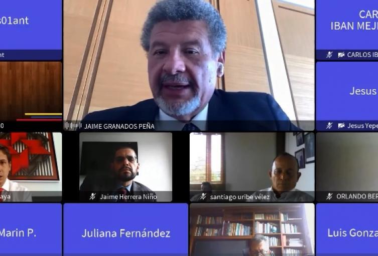 Audiencia de alegatos finales del proceso contra Santiago Uribe se desarrolla de forma virtual