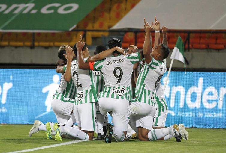 Atlético Nacional 2021, Liga Betplay