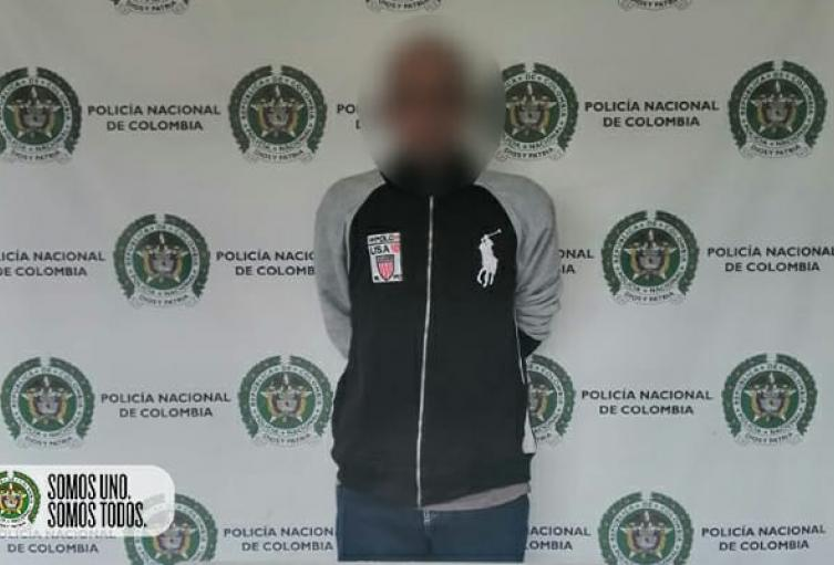 "Cogieron a ""Duván"" responsable de un homicidio en la comuna 13 de Medellín"