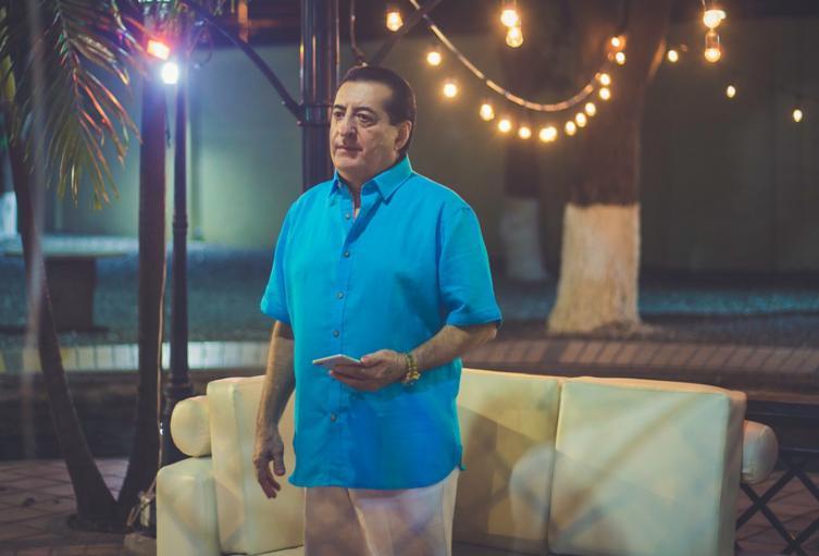 Jorge Oñate, cantante vallenato