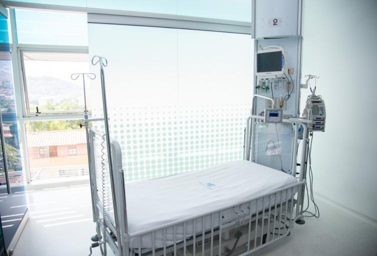 Referencia camas de Unidad de Cuidados Intensivos (UCI) en Medellín.