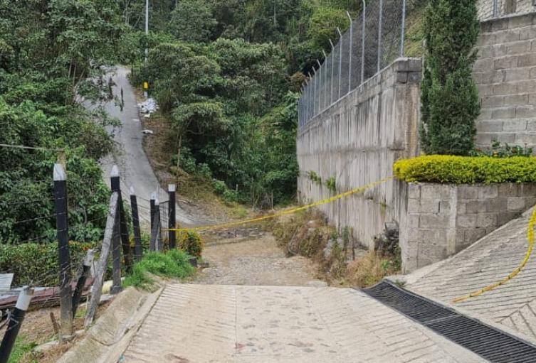 Asesinan al dueño de varias propiedades en La Estrella, Antioquia