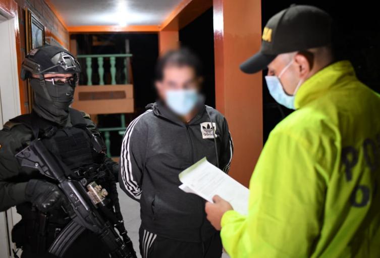 """Recapturan a alias """"La rea"""" uno de los """"pesces gordos"""" de la delincuencia en Medellín"""
