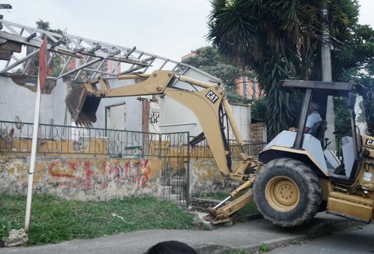 Olla de vicio en Itagüí concentra dolor, miedo y muerte