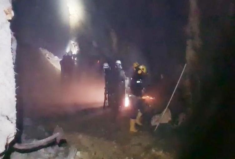 Intervención a la minería informal en Buriticá, Antioquia.