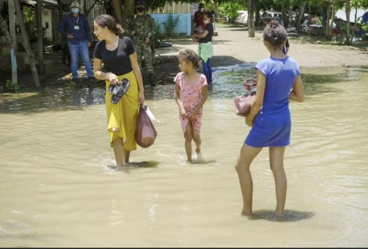 Inundaciones Caucasia
