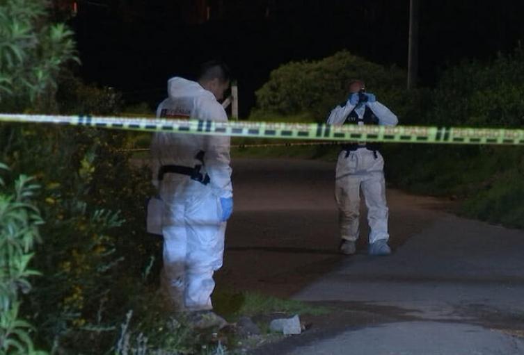 De un disparo en el rostro asesinaron a un hombre en Caldas, Antioquia