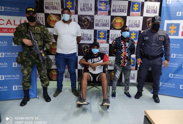 Patrullero de la policía era informante del Clan del Golfo en Antioquia y Chocó