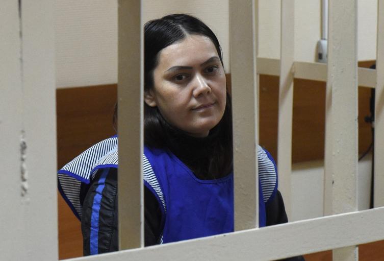 Gyulchekhra Bobokulova, asesina de la niña