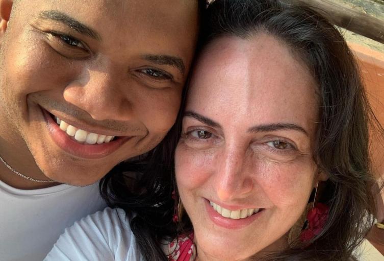 Miguel Polo Polo y María Fernanda Cabal en Santa Marta