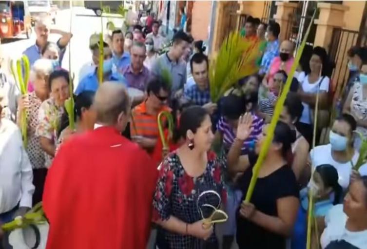 Pastor en Honduras
