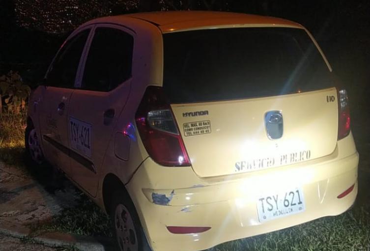 Por quitarle un anillo de oro un hombre asesinó a un taxista en Bello, Antioquia