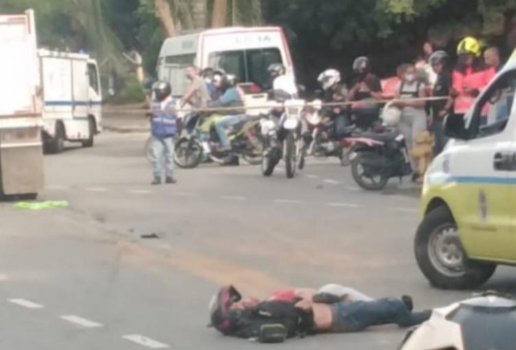 Este incidente vial, es investigado por las autoridades.