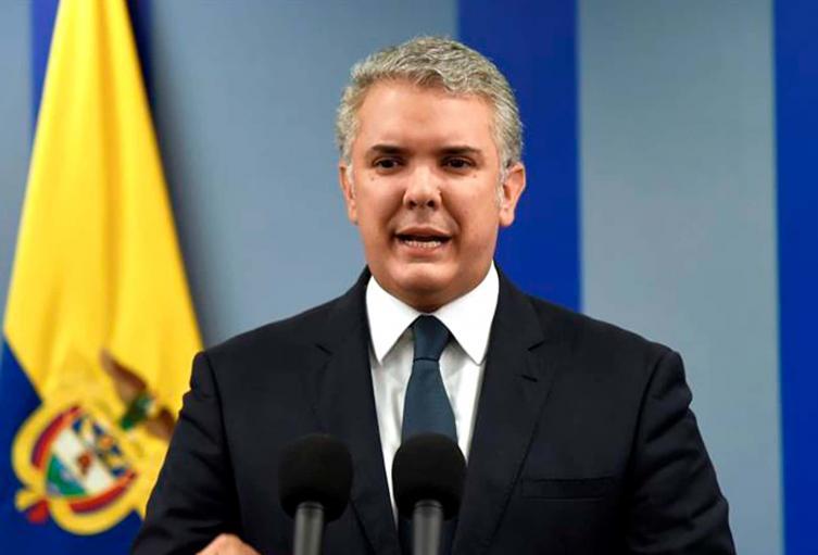 ¡Atención! Duque confirma dos casos cepa británica en Colombia