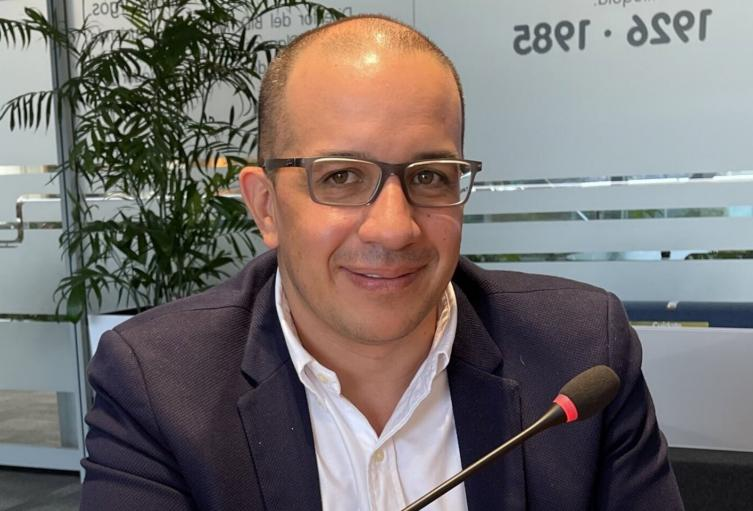 Referencia Jorge Andrés Carrillo, gerente de EPM.