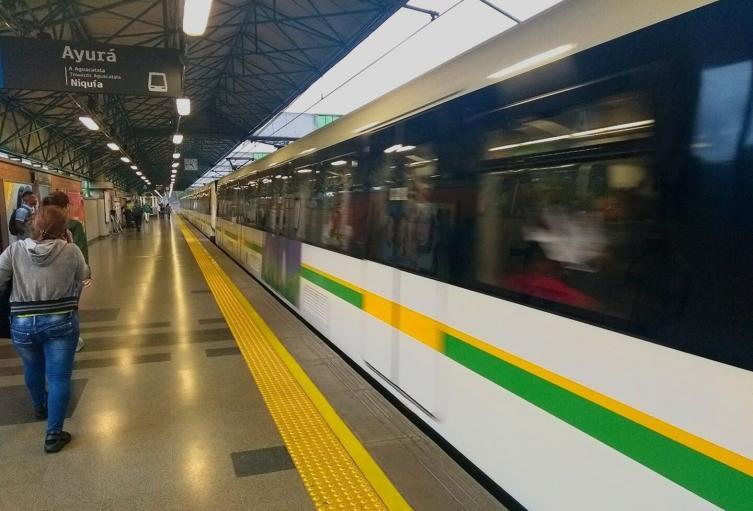 Referencia Metro de Medellín.