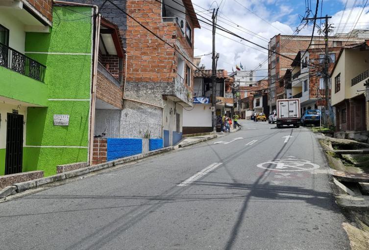 Lo asesinaron en presencia de su novia en la Estrella, Antioquia