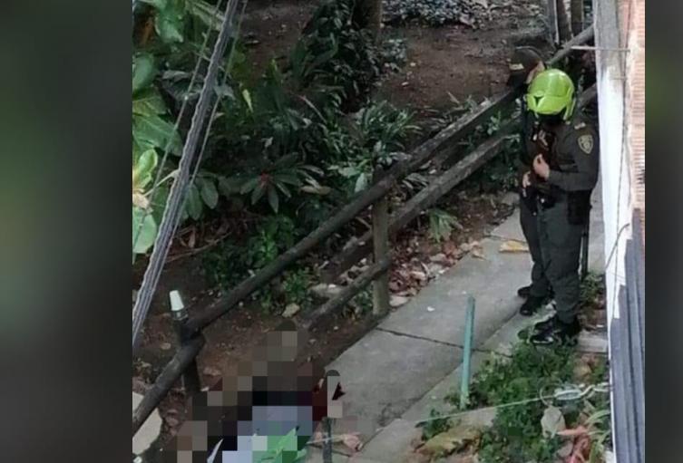 Cuatro asesinados en medio del toque de queda en Medellín