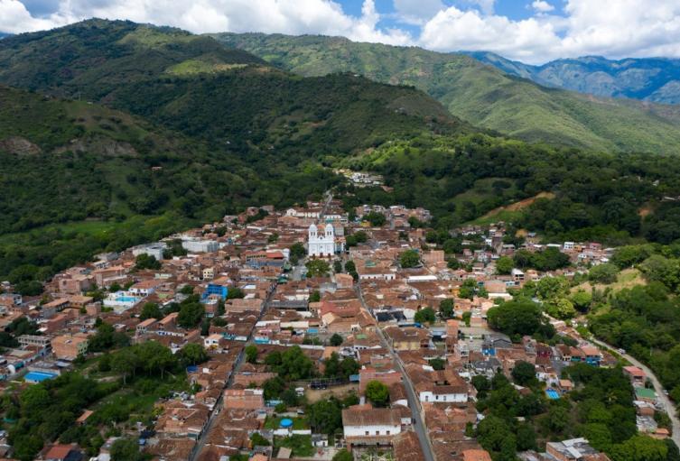 Referencia Sopetrán, Antioquia.
