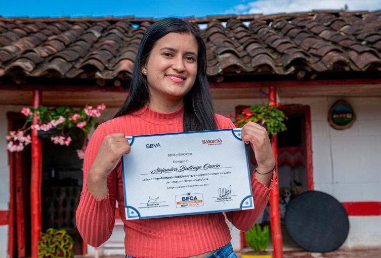 BBVA y Bancamía empoderan a mujeres colombianas