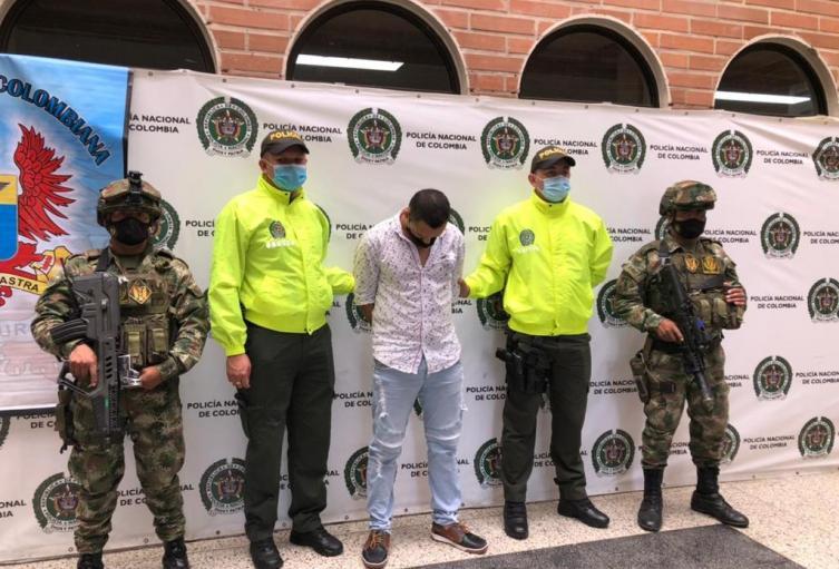 Esta persona era buscada por homicidio y por su captura se ofrecía hasta 100 millones de pesos.