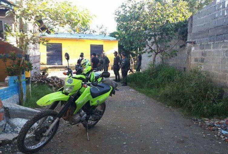 Ocho policías heridos dejaron manifestaciones en Caucasia, Antioquia