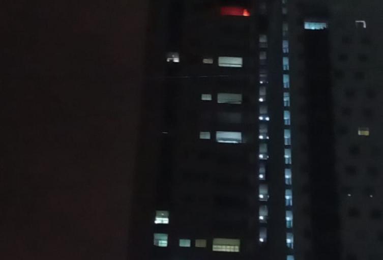 Muere estadounidense al escapar de un incendio de apartamento en Bello, Antioquia